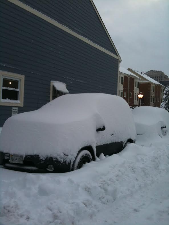 Snow Xterra