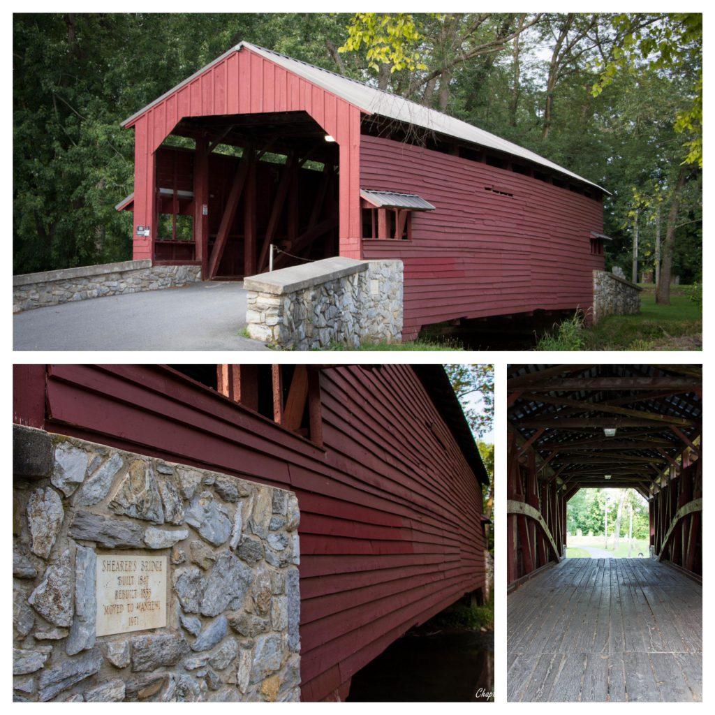 Bridge collage