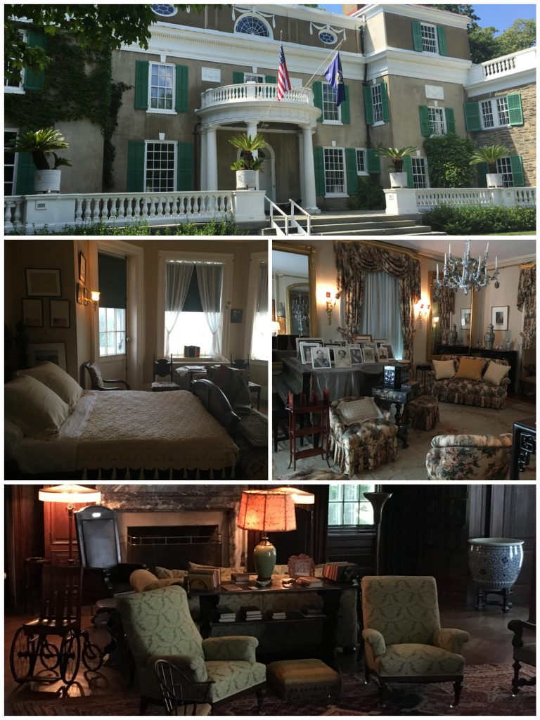 FDR Home collage