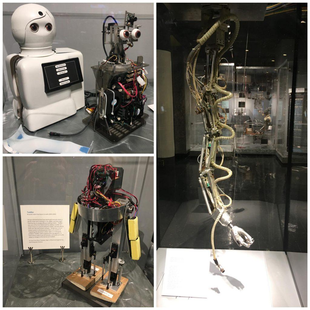 robotics-collage