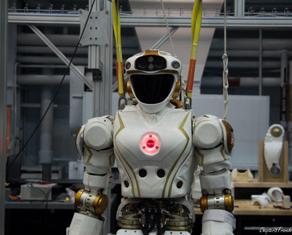 Robonaut model