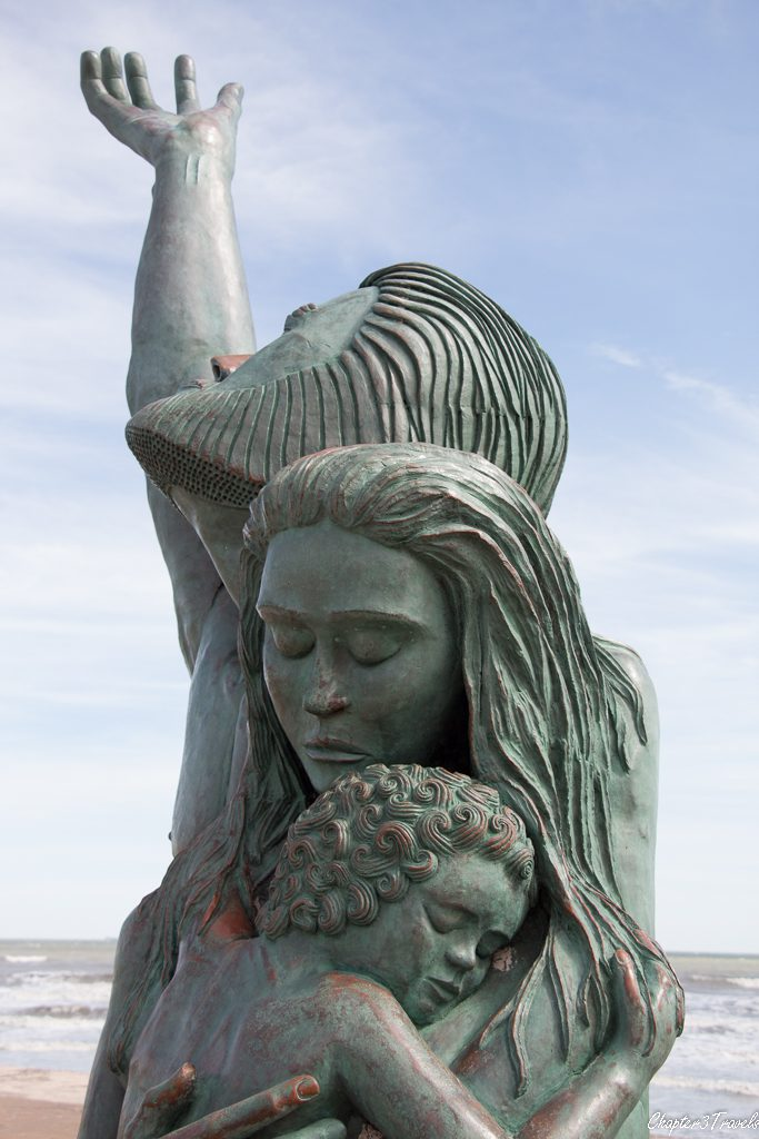 Galveston Hurricane Memorial Sculpture