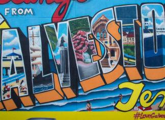 Galveston sign