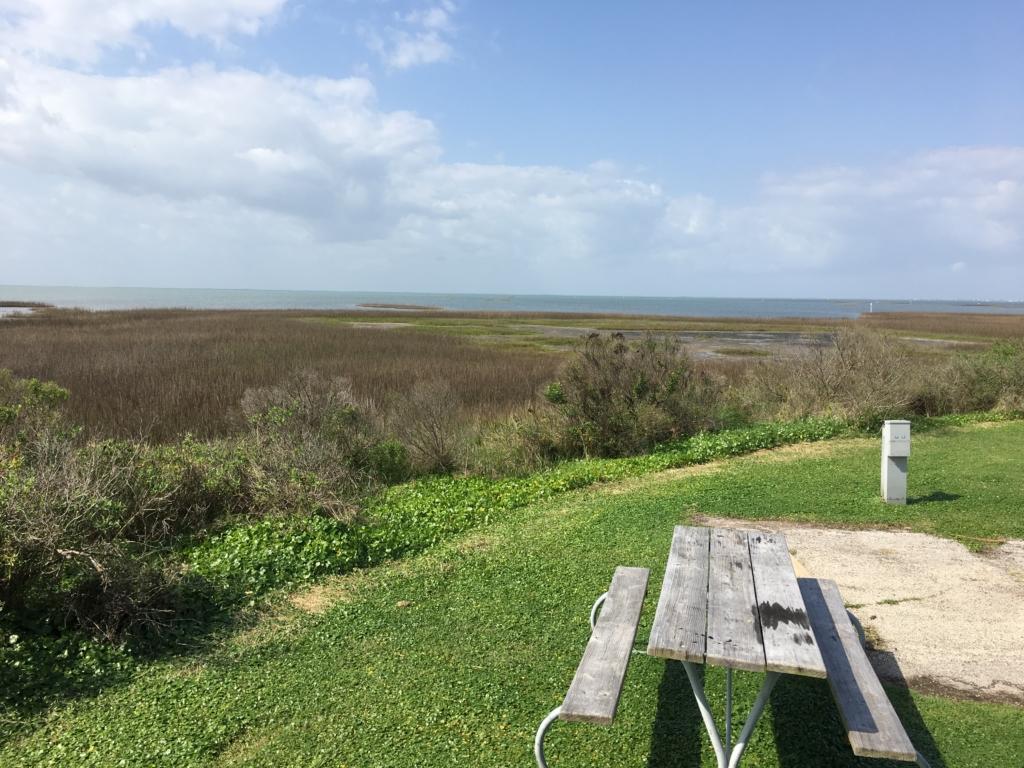 Campground Review: Galveston Island State Park, Galveston ...