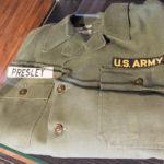 U.S. Army shirt with Presley patch
