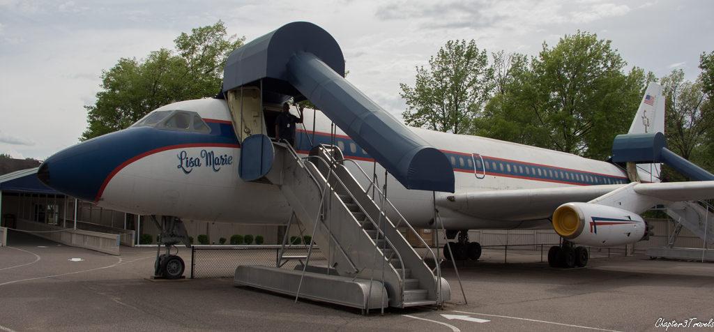 Elvis's plane