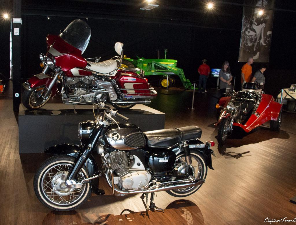 Elvis's Motorcycles