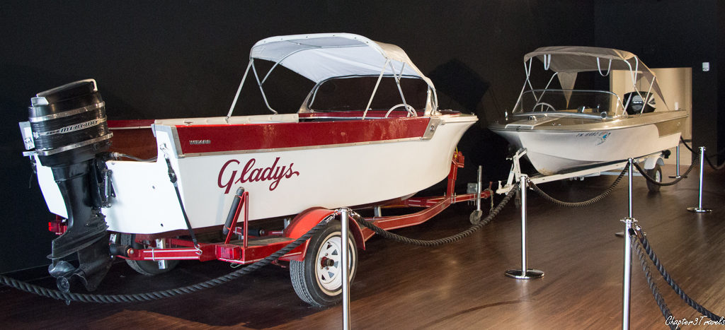 Elvis's boats