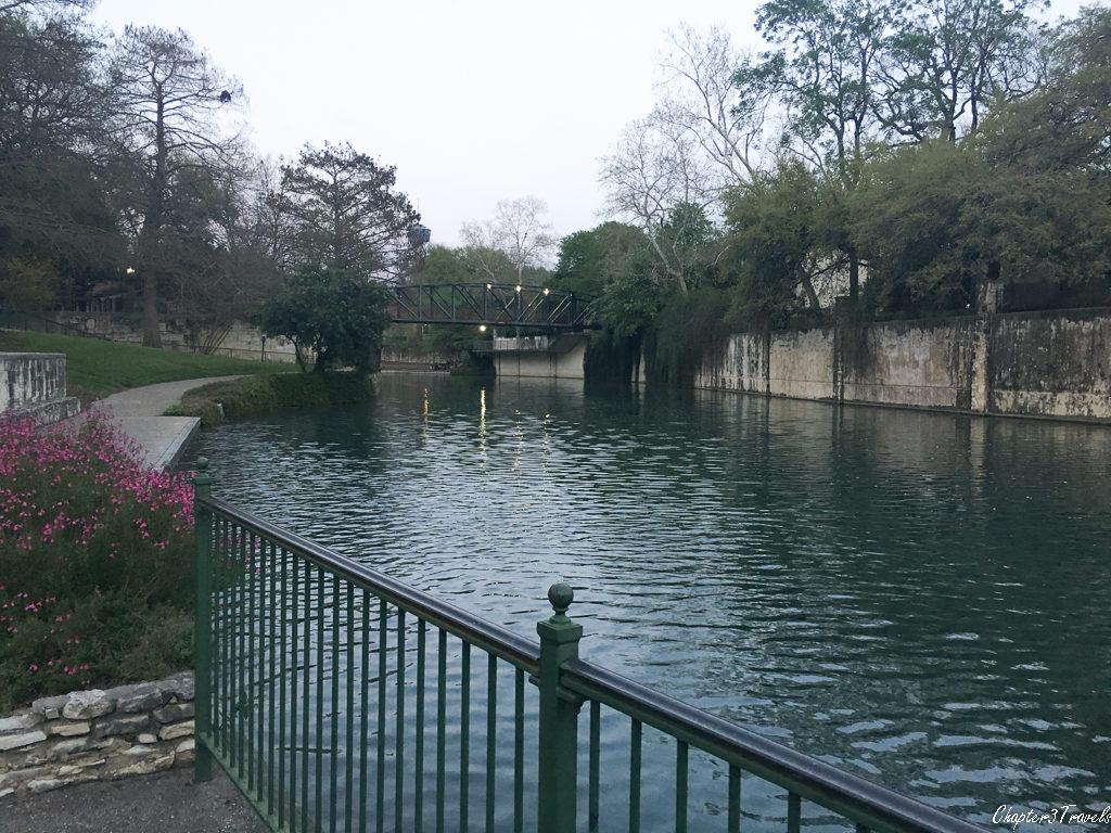 The San Antonio River