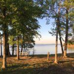 Lake at Atlanta State Park