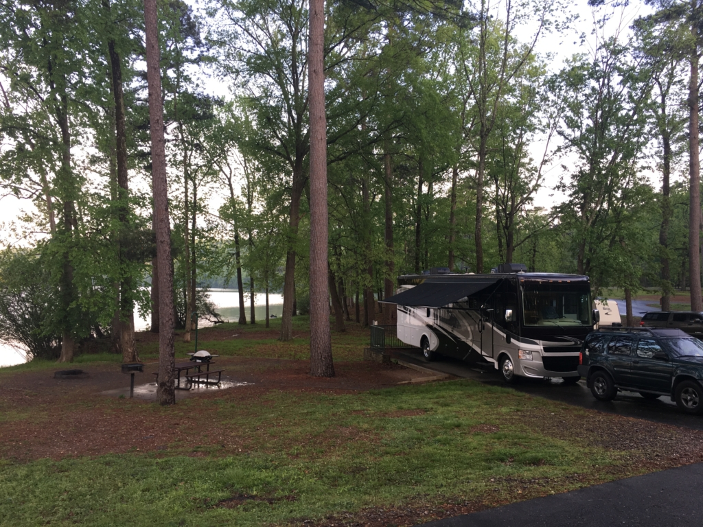 Campground Review Lake Catherine State Park Hot Springs