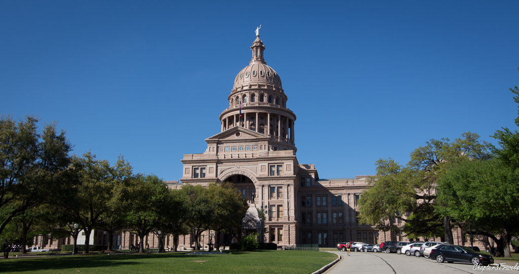 The State Capitol in Texas