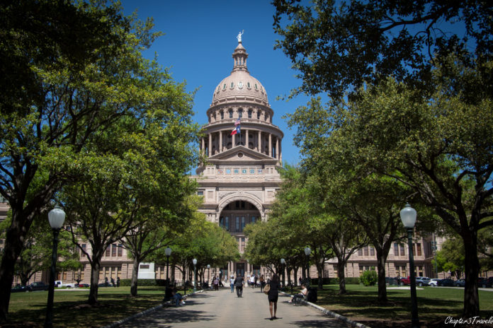 Texas Capitol, Austin Texas