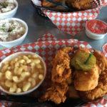 Hattie B's hot chicken in Nashville