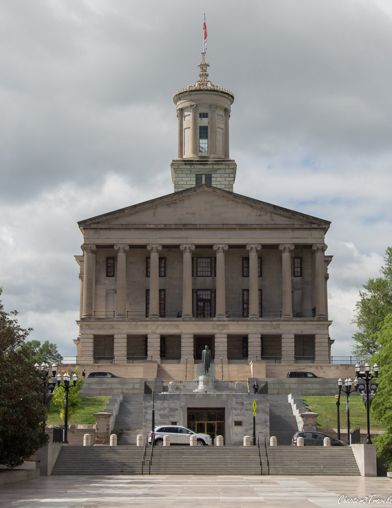 The Tennessee State Capitol Building