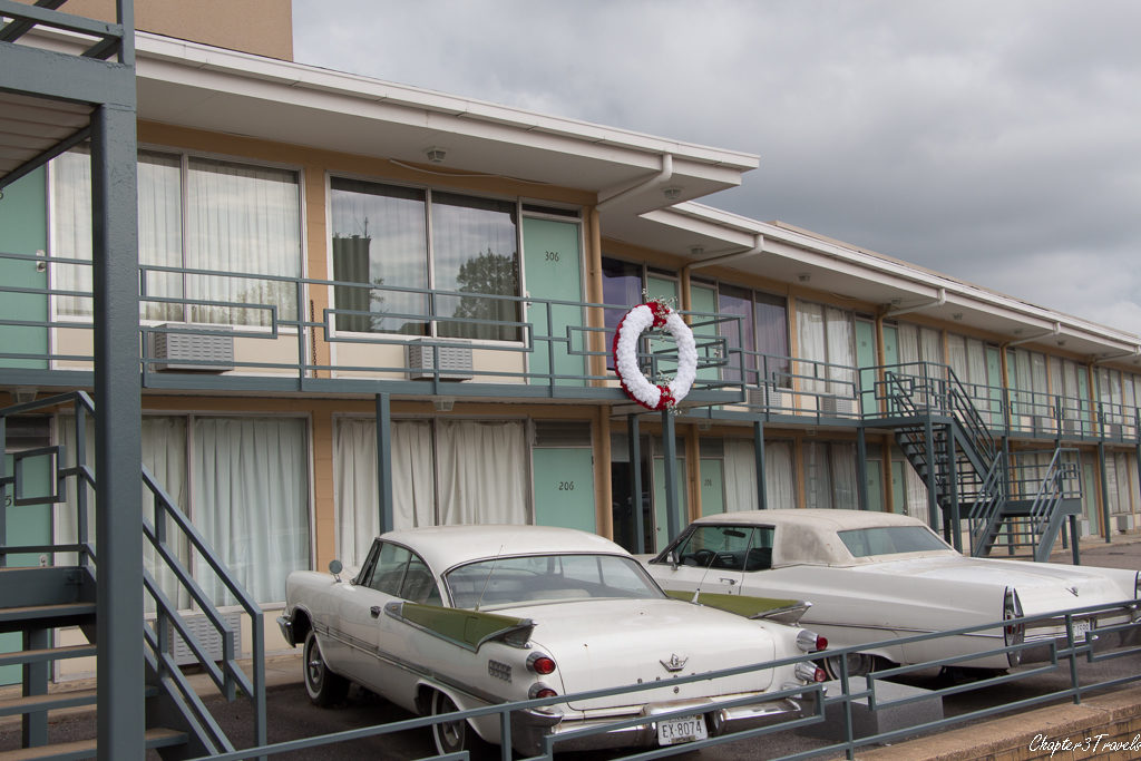 The National Civil Rights Museum at the Lorraine Motel, Memphis, Tennessee