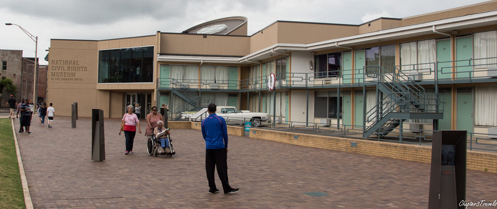 The National Civil Rights Museum at the Lorraine Motel