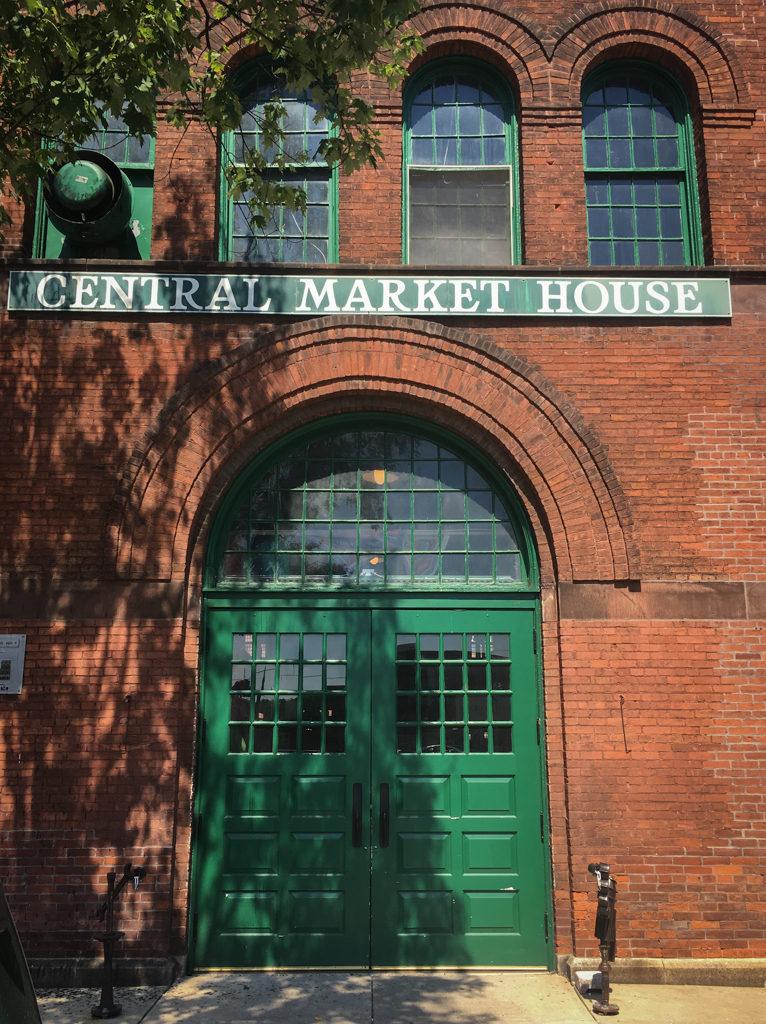 Central Market House, York Pennsylvania.