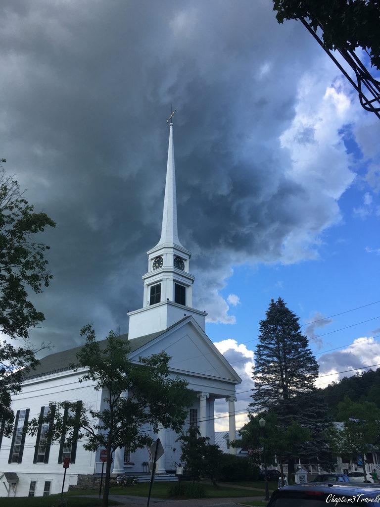 Church in Stowe, Vermont