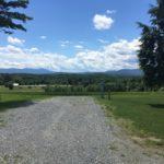 Campsite at Maplewoods Campground