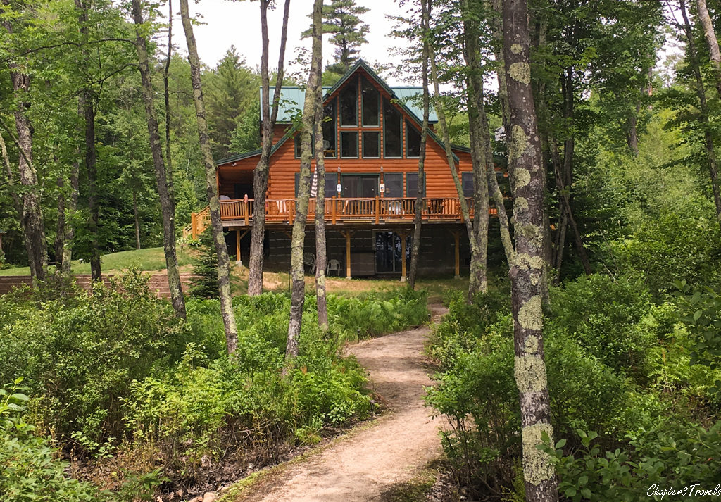 Lake house near Fryeburg, Maine