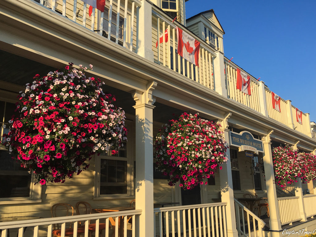 An inn in Saint Andrews, New Brunswick