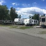 Oceanfront Camping campsites
