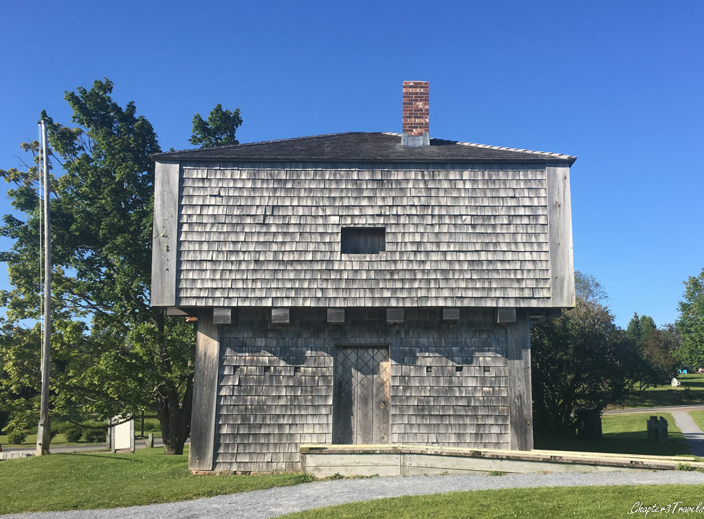 The Saint Andrews Blockhouse