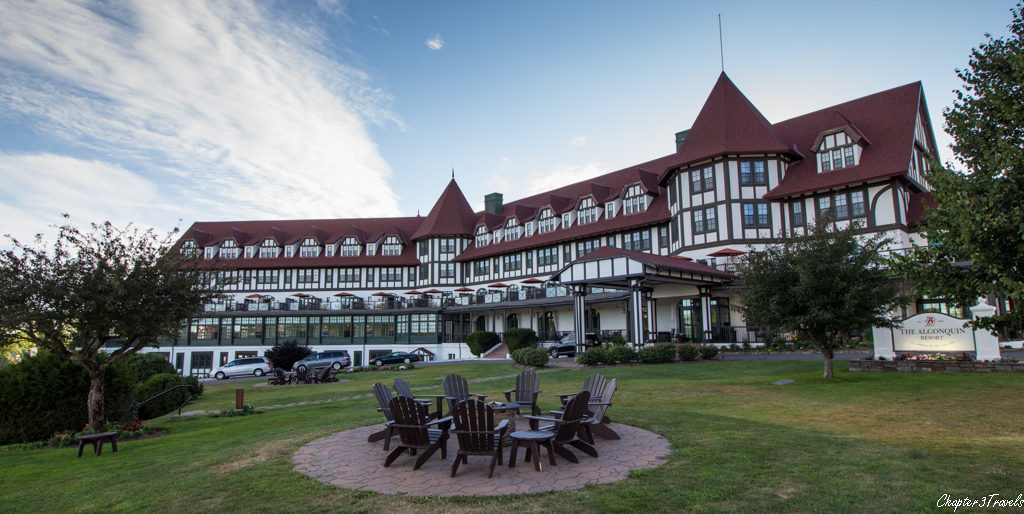 The Algonquin Resort in Saint Andrews