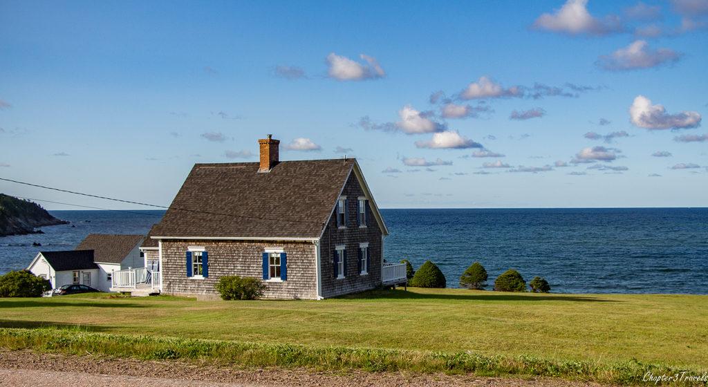 Home on Cape Breton Island