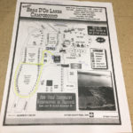 """Campground map for Campsites at Bras d""""Or Lake Campground"""
