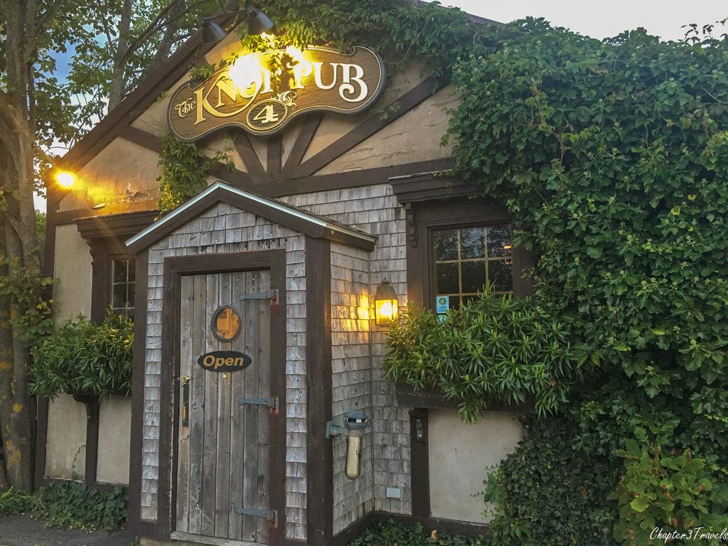 The Knot Pub in Lunenburg