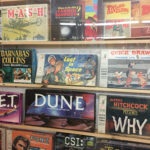 Board games at the Vermont Toy Museum
