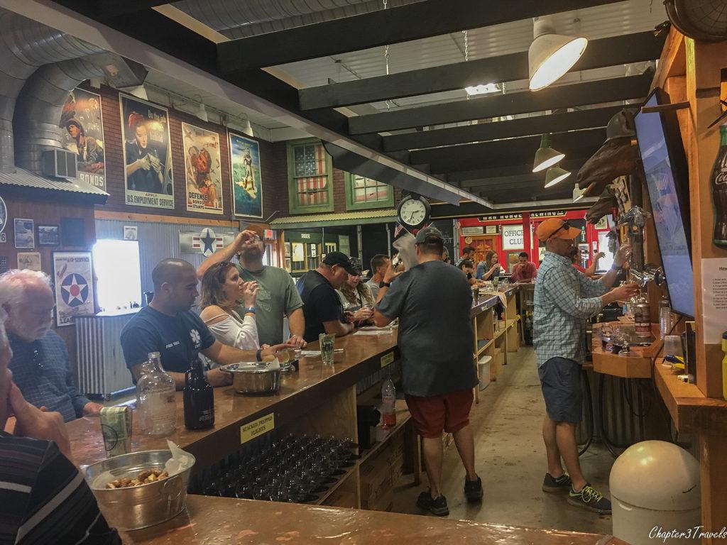Warhorse Brewery