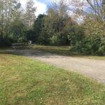 Campsite at Charlestown State Park, Charlestown Indiana