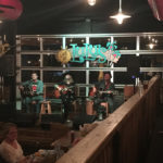 Live music at Lulu's in Gulf Shores, Alabama