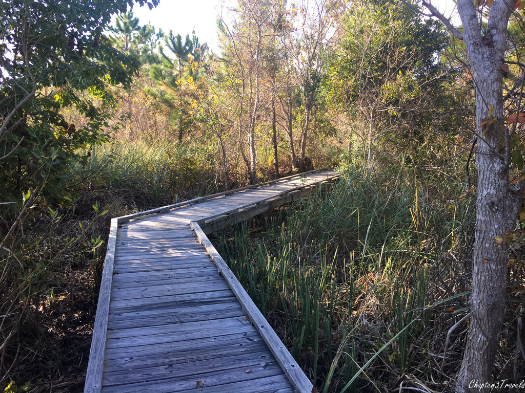 Boardwalk at Gulf State Park