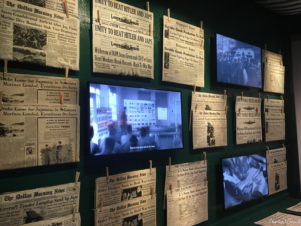 Newspapers from World War II