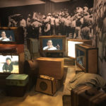 WWII Museum in New Orleans - Exhibit on Japanese internment camps on the west coast.