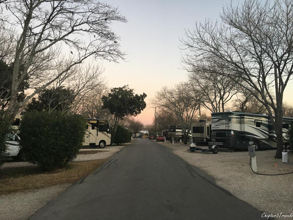 Campground Review Austin Lone Star Rv Park Austin Texas