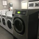 Laundry room at Austin Lone Star RV Park