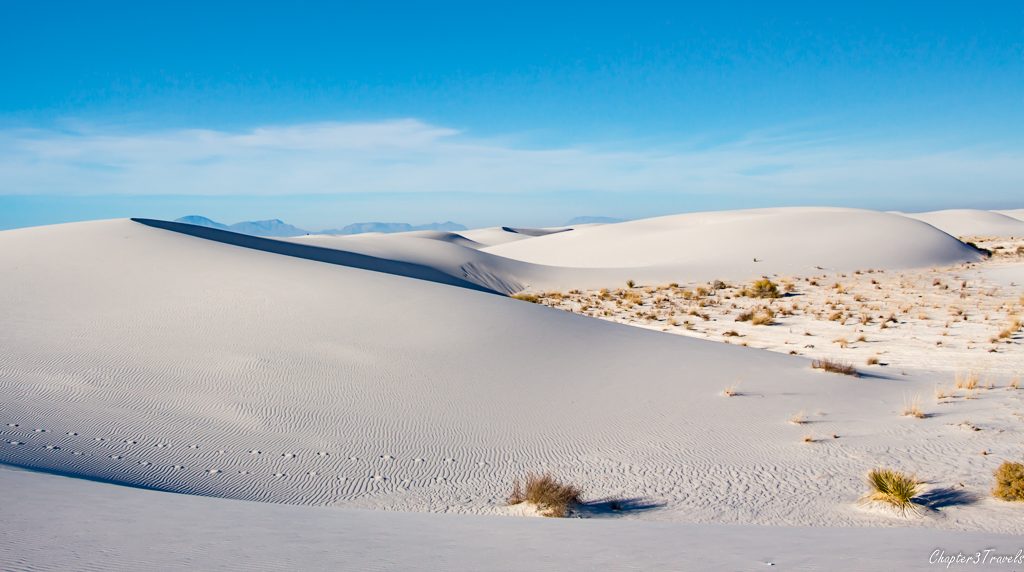 White Sands National Monument: Fun With a Chance of Dying ...