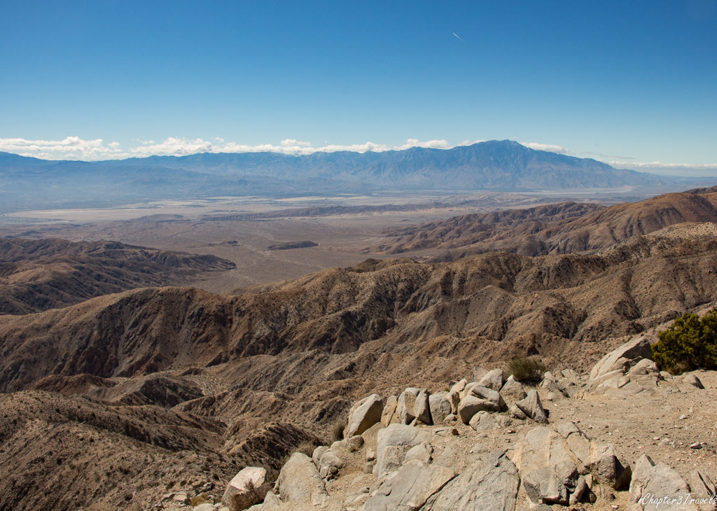 Keys View at Joshua Tree National Park