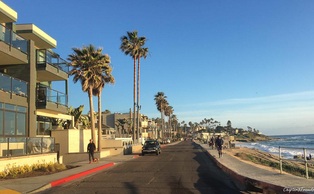 La Jolla Cove in San Diego, California