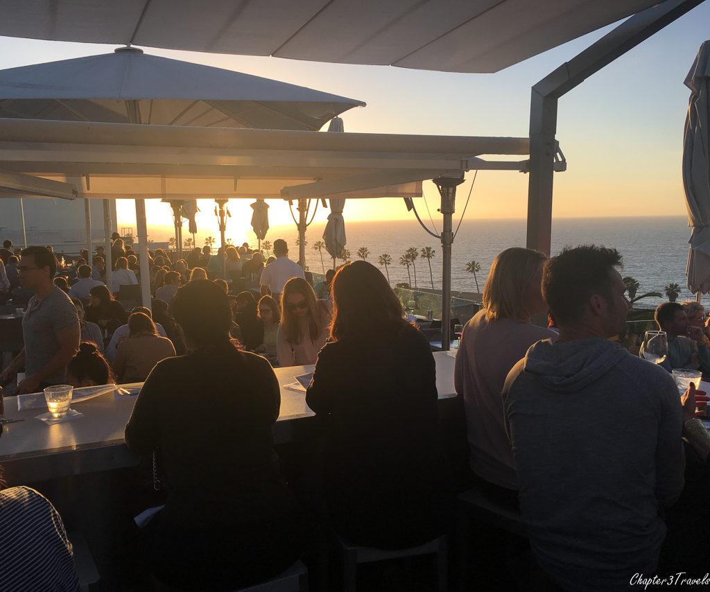 George's Restaurant in La Jolla