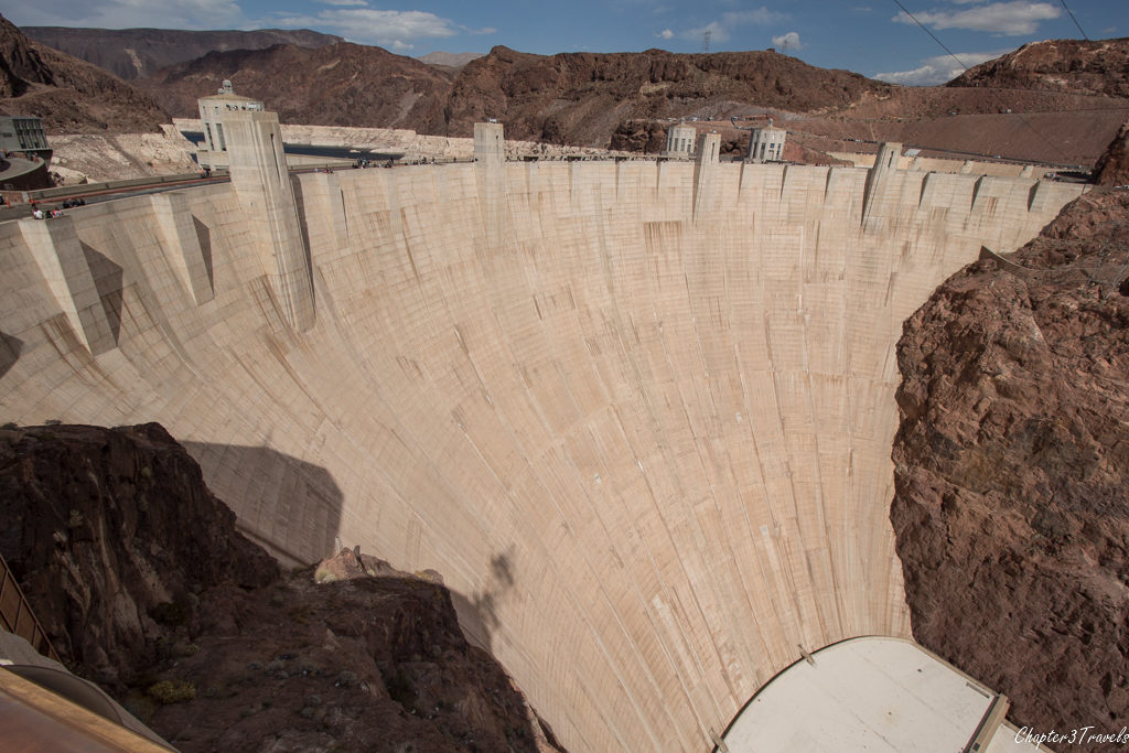 The Hoover Dam