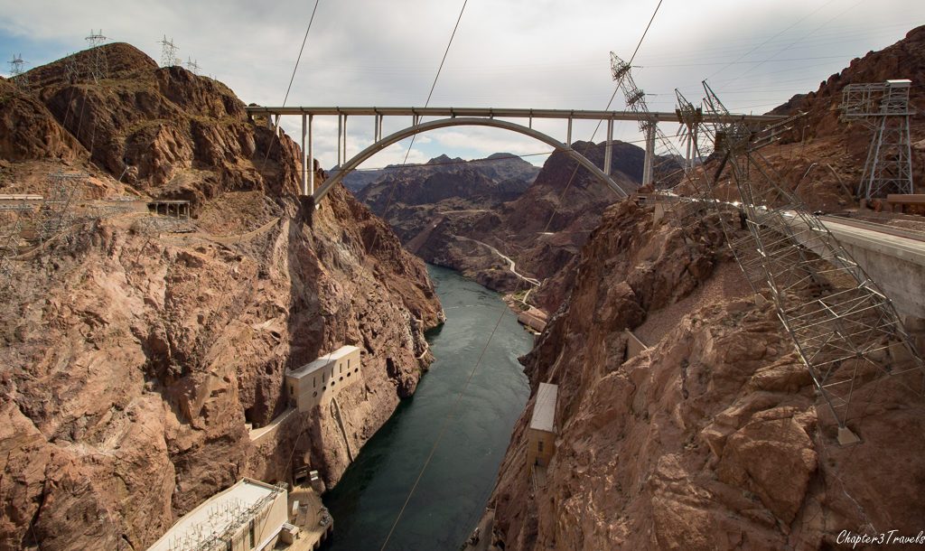 Boondocking, Casino Camping, and a Trip to the Hoover Dam