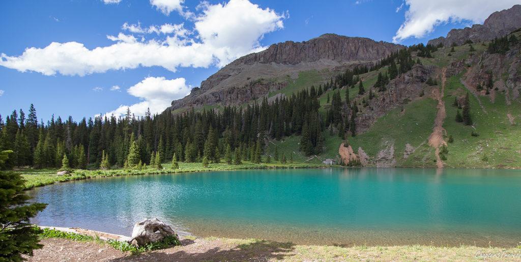 Lower Blue Lake, Colorado