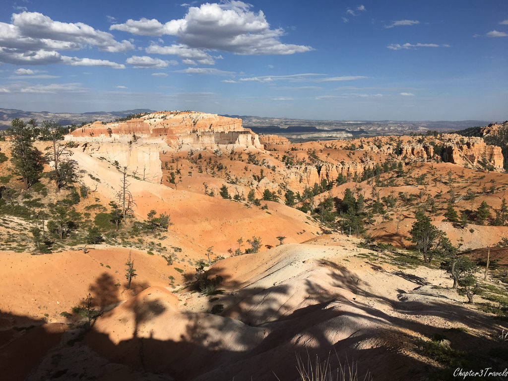 Hoodoos at Bryce Canyon National Park