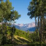 Last Dollar Road, Ridgway to Telluride, Colorado